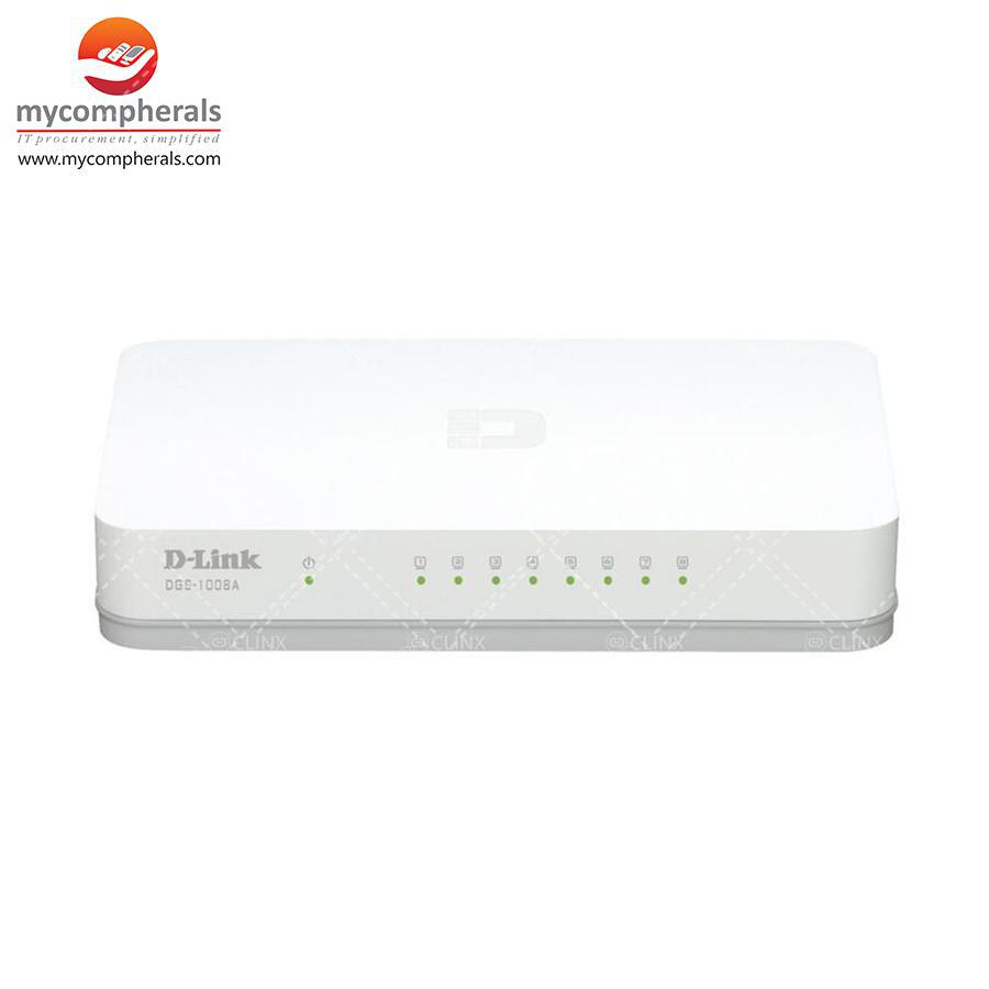 Switches D-Link DGS-1008A