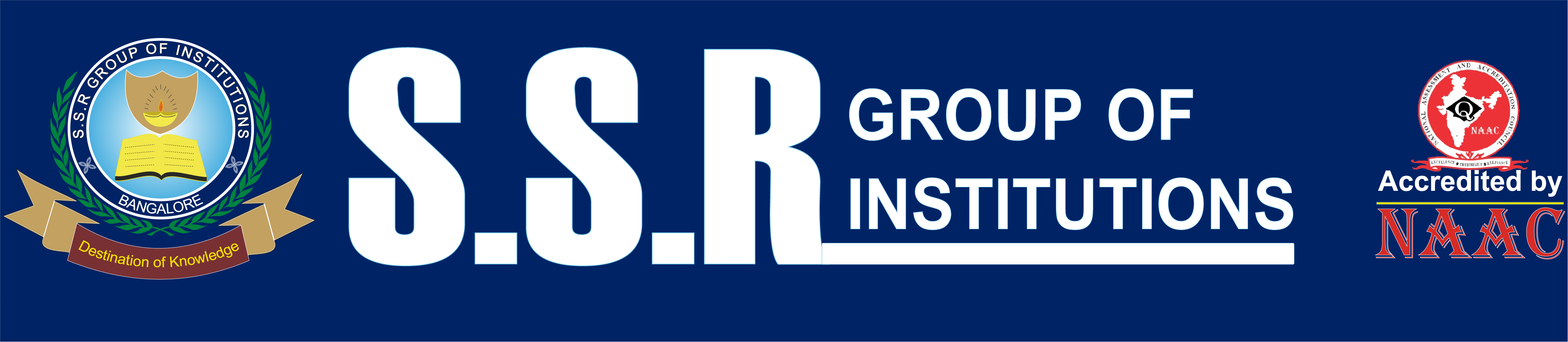 SSR GROUP OF INSTITUTIONS