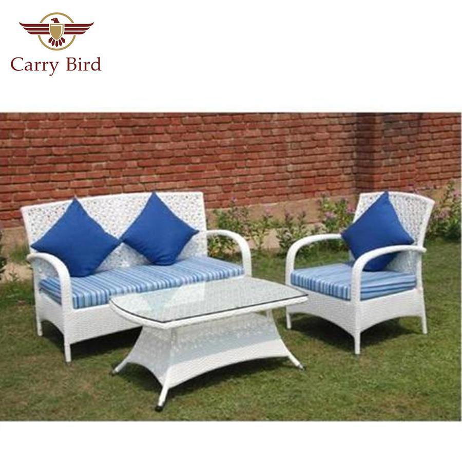 Out door Furniture Carrybird Carry Bird Outdoor Wicker Patio Furniture Sofa 2+1
