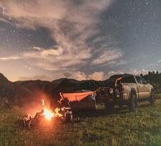 Campfire With music