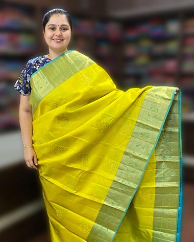 Professional Designer Silk Wear