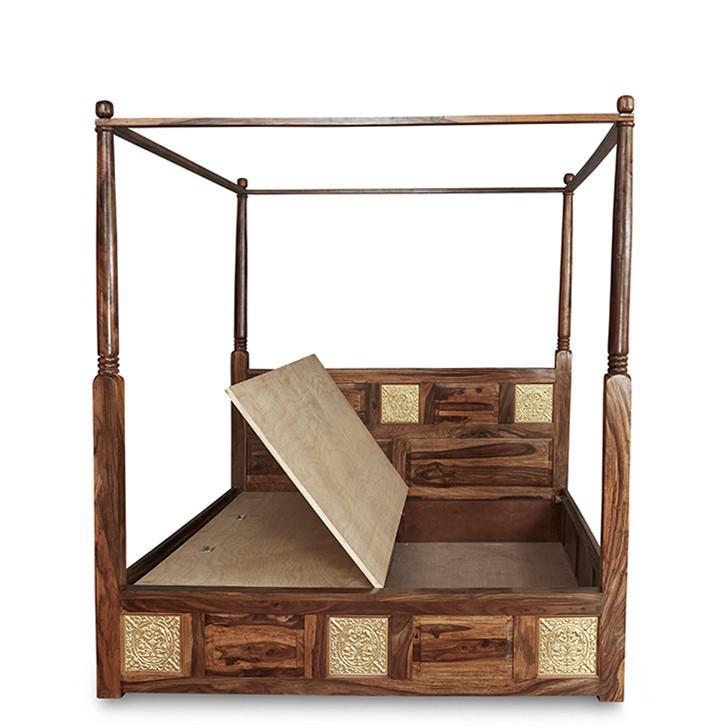 Maharaja King Size Box Bed