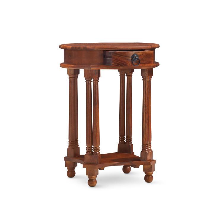Bergamot Telephone Table/ side table