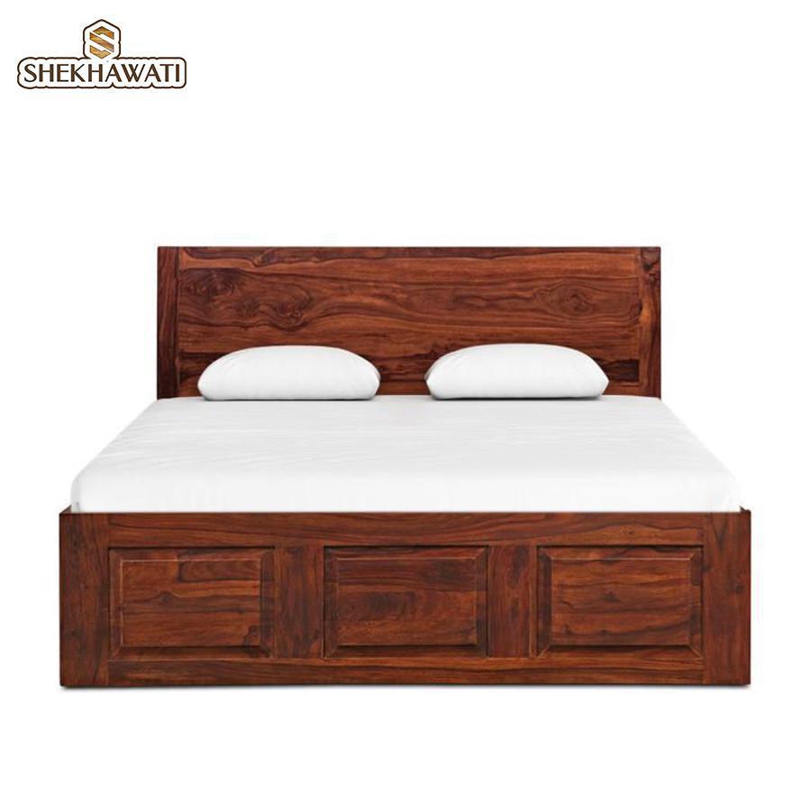 Decent King Size Storage Bed