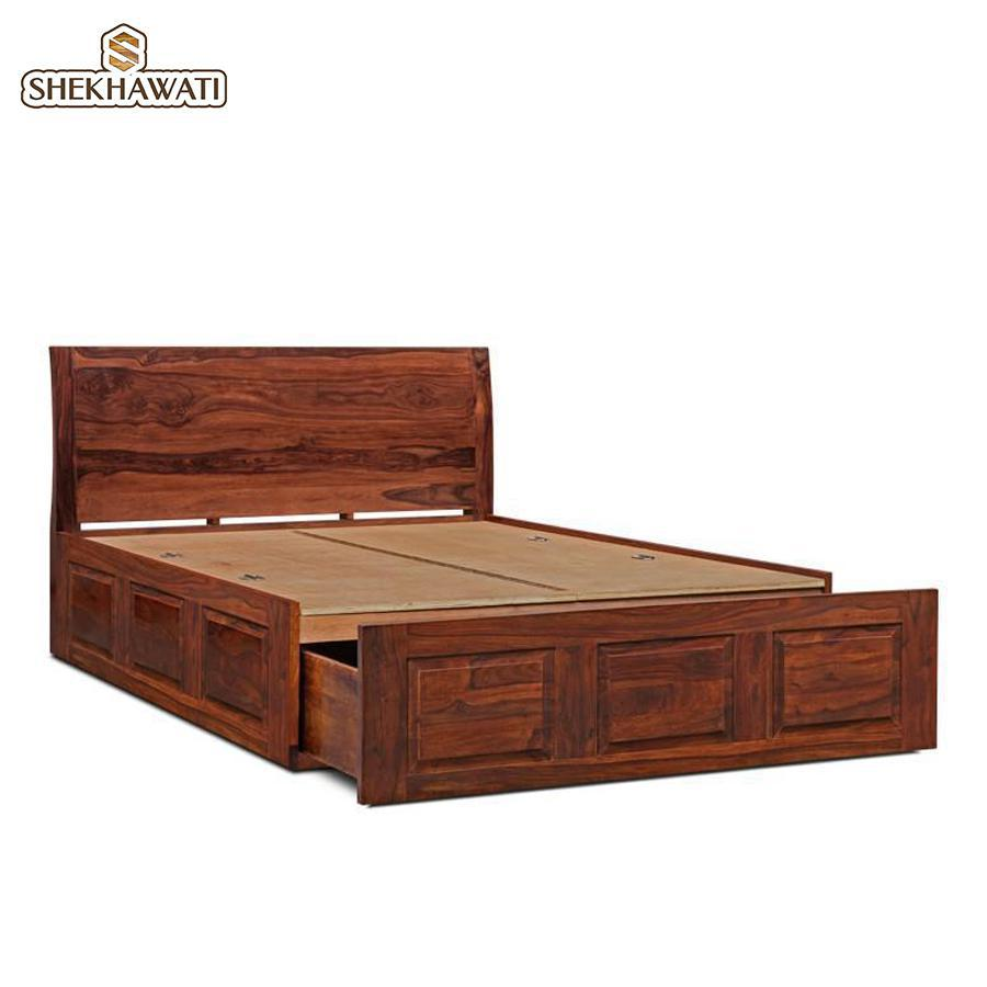 Ensley King Size Storage Bed