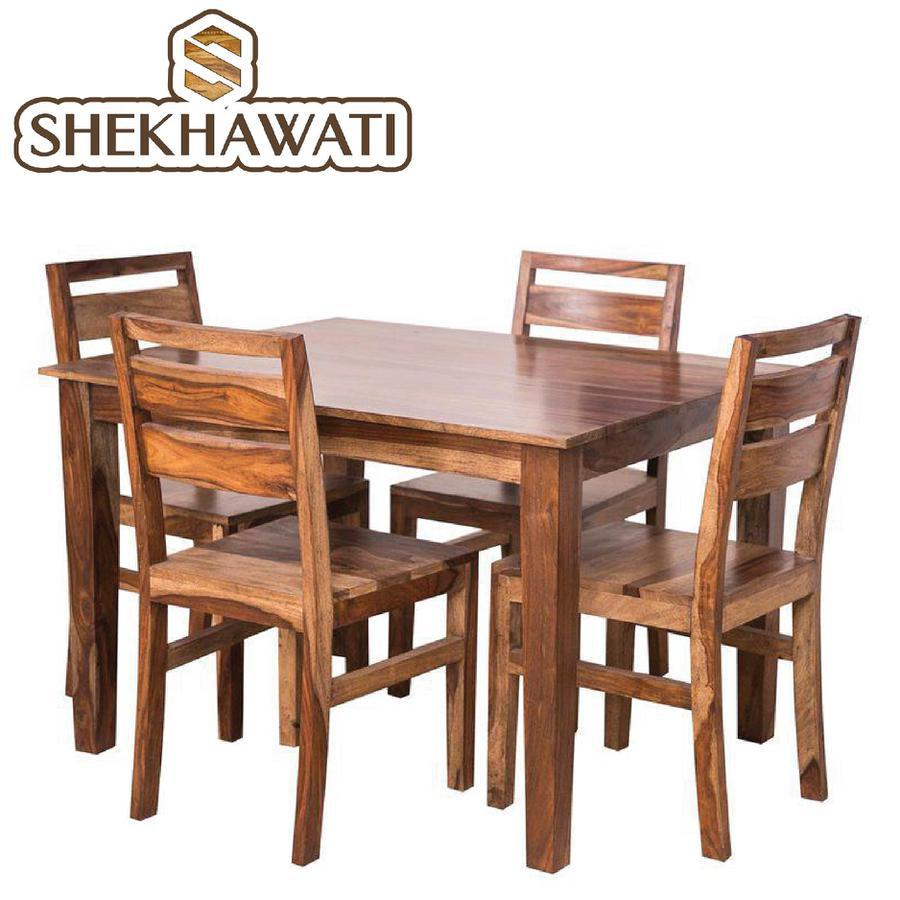 Hectar 4 Seater Dining Set