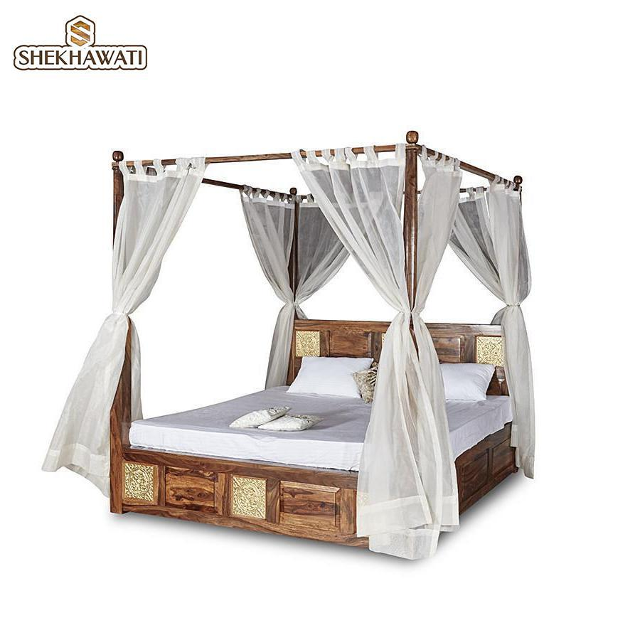Maharaja King Size Box Bed
