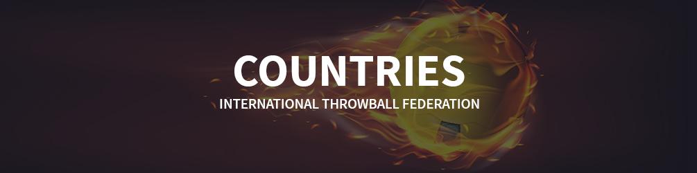International Throwball Federation Countries