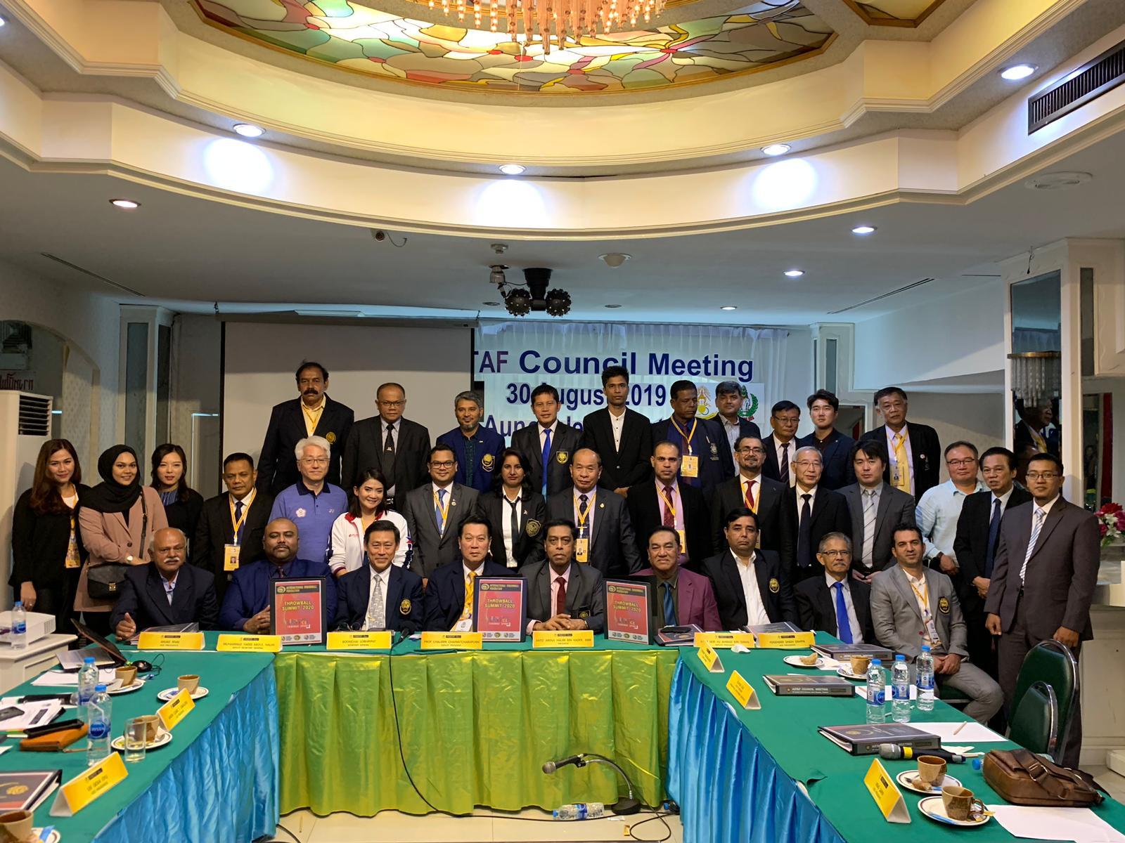 Federation members