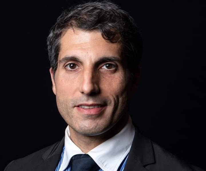 Dr. Igor Lanzoni     Vice President  (European Throwball)