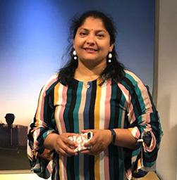 Sireesha Prathap     Vice President  (North American)