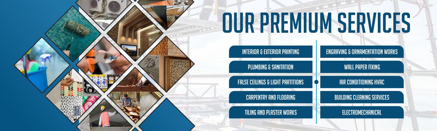 Our Premium Services