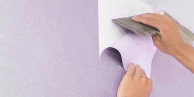 Wallpaper Fixing