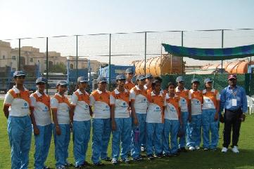 Indo-Dubai Women Throwball Series