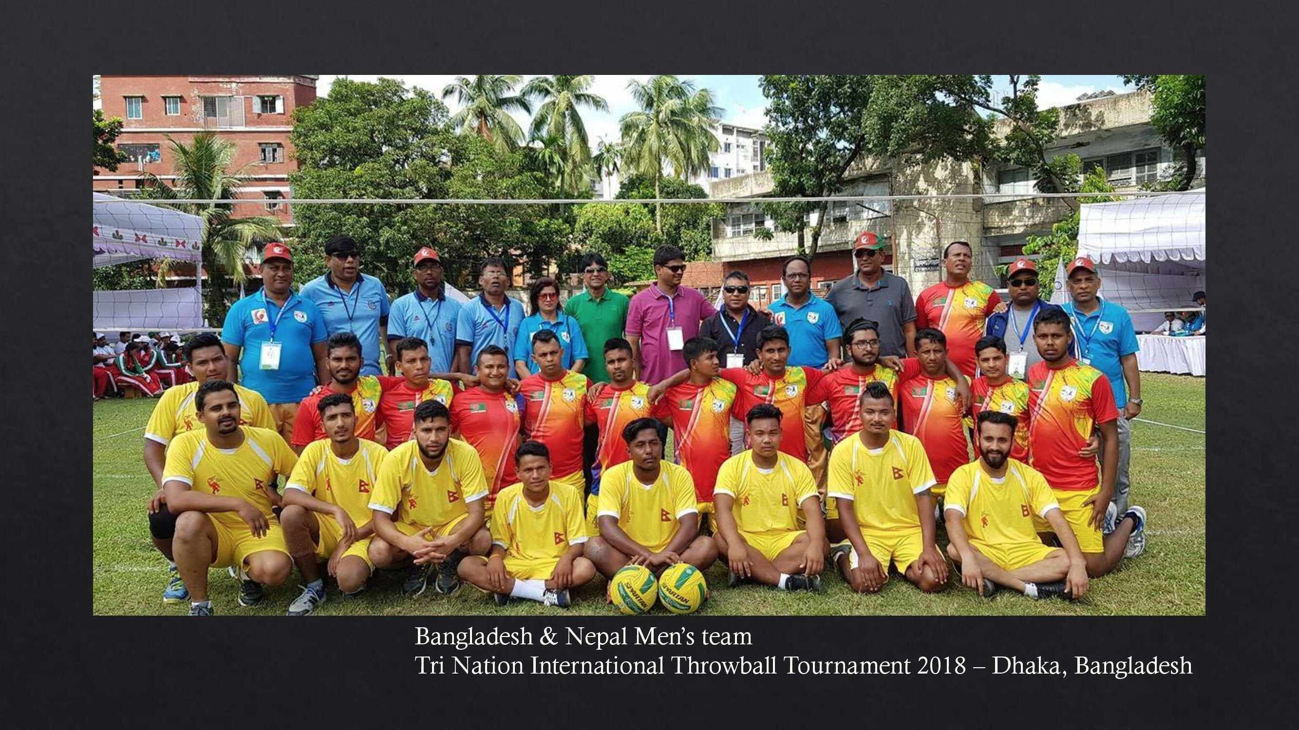 ThrowBall Federation Of India