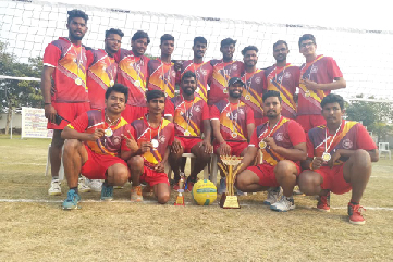 Throwball National Federation Cup 2018