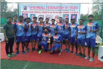 South Asian Throwball Championship 2019