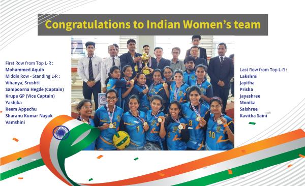 Indian Women's team