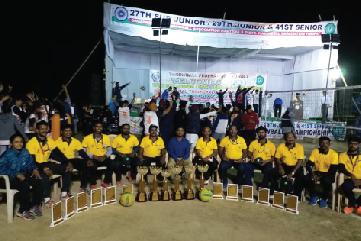 Throwball National Championship 2019