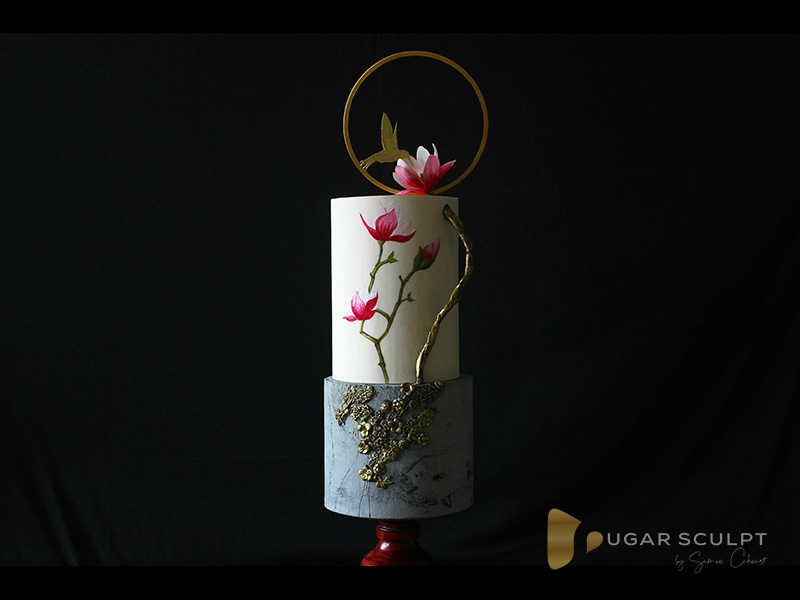 Sugar Sculpt Certification of Completion