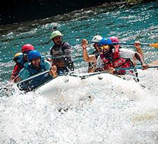 Raft Boating