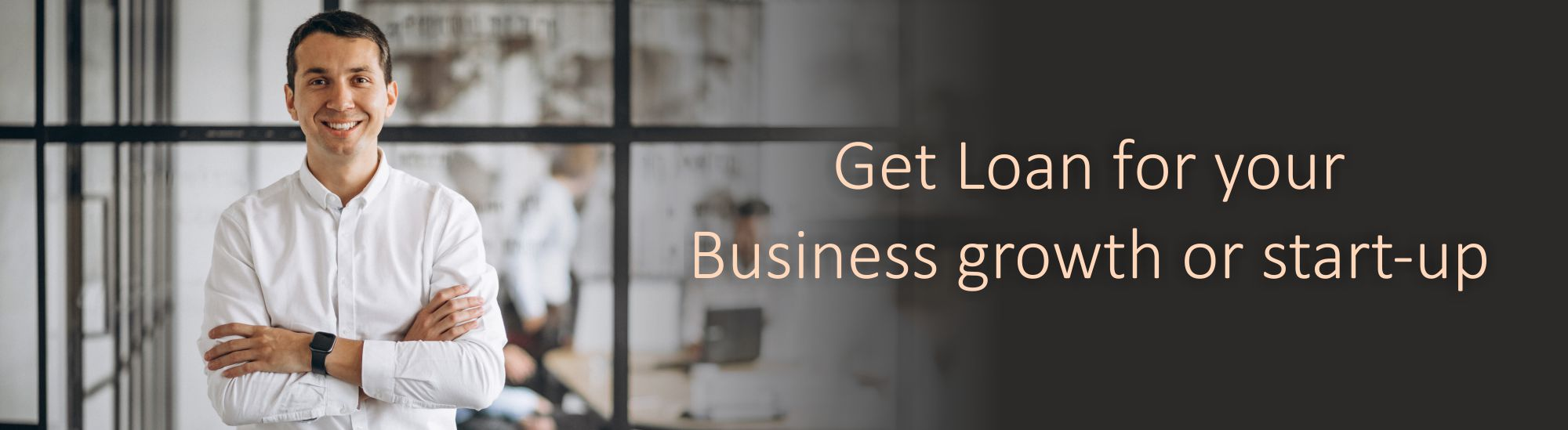 Get Loan for your business growth
