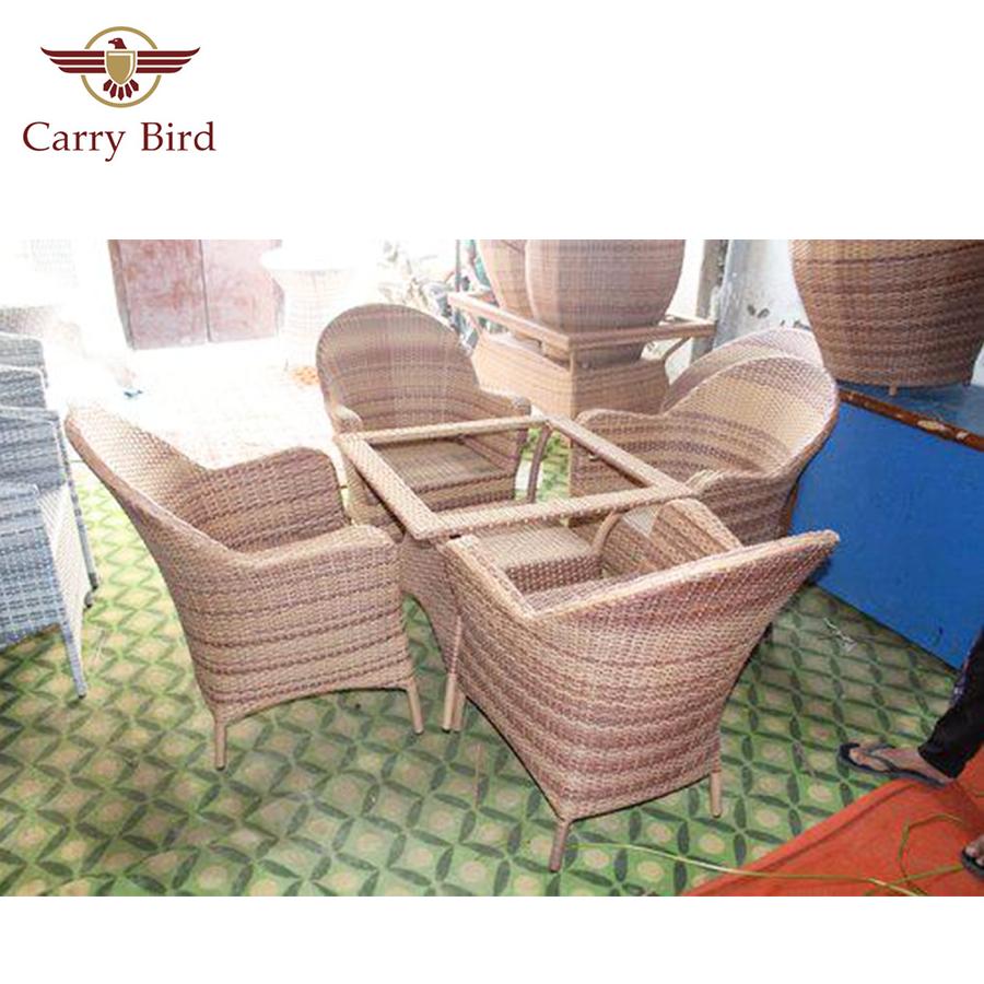 Out door Furniture Carrybird Carry Bird Patio Furniture Set 4+1