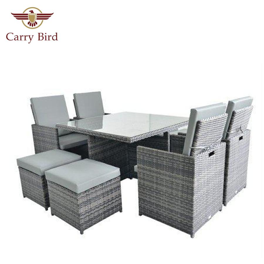 Out door Furniture Carrybird Carry Bird Square Garden Furniture Space Saver