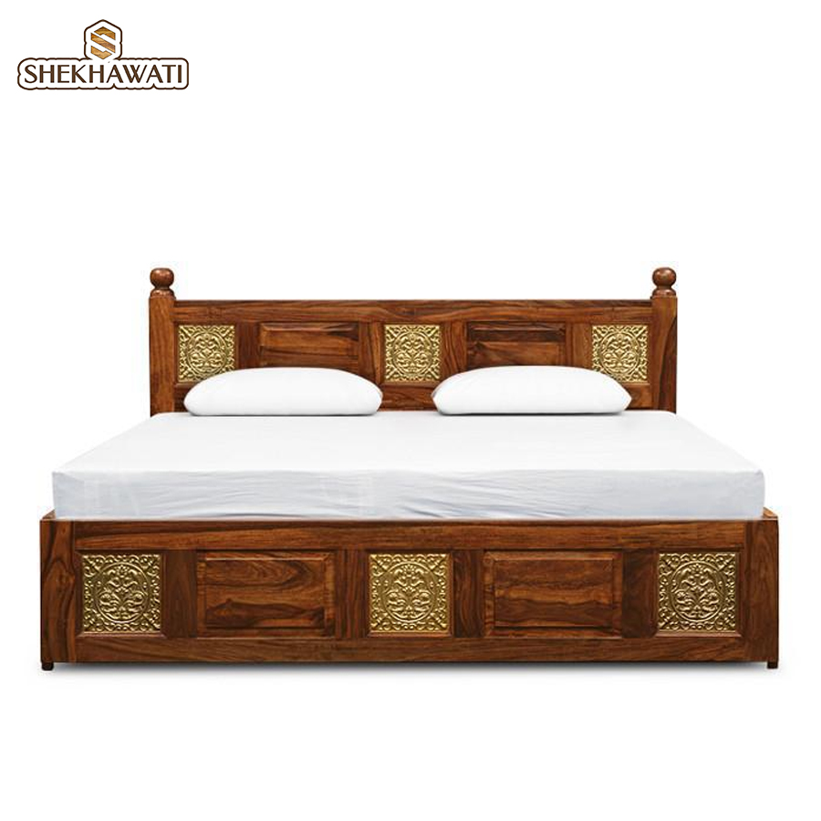 Assandra King Size Storage Bed