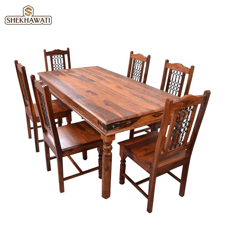Grill 6 Seater Dining Set