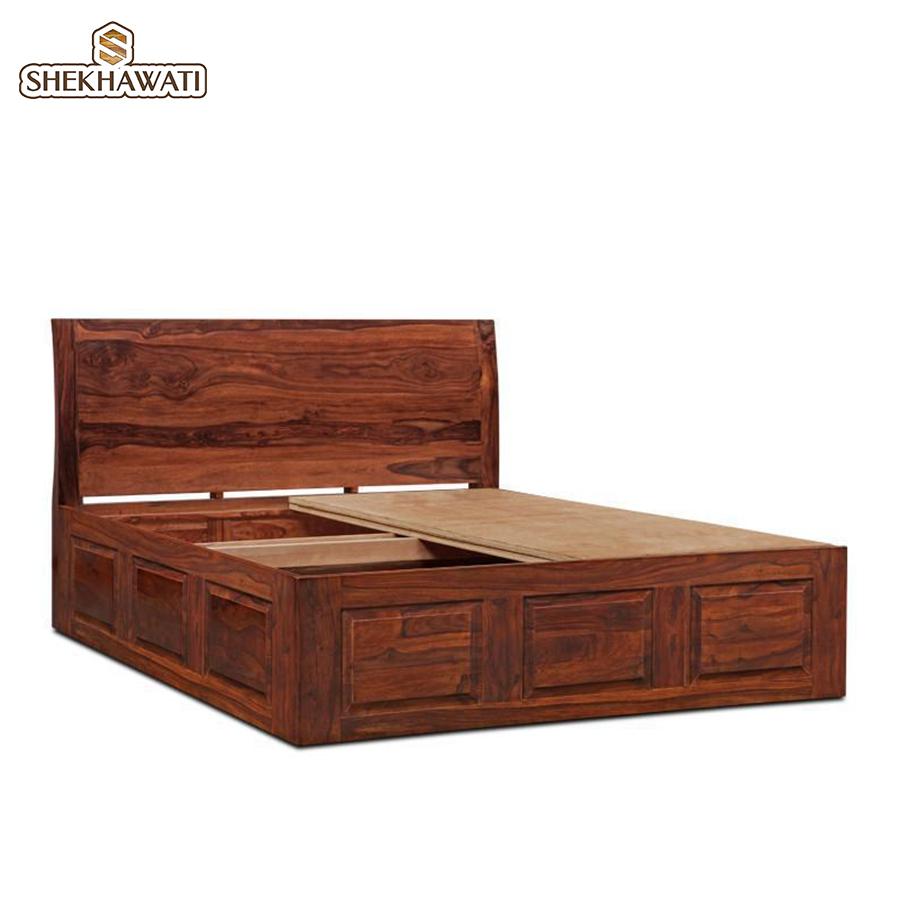 Ensley Queen Size Storage Bed