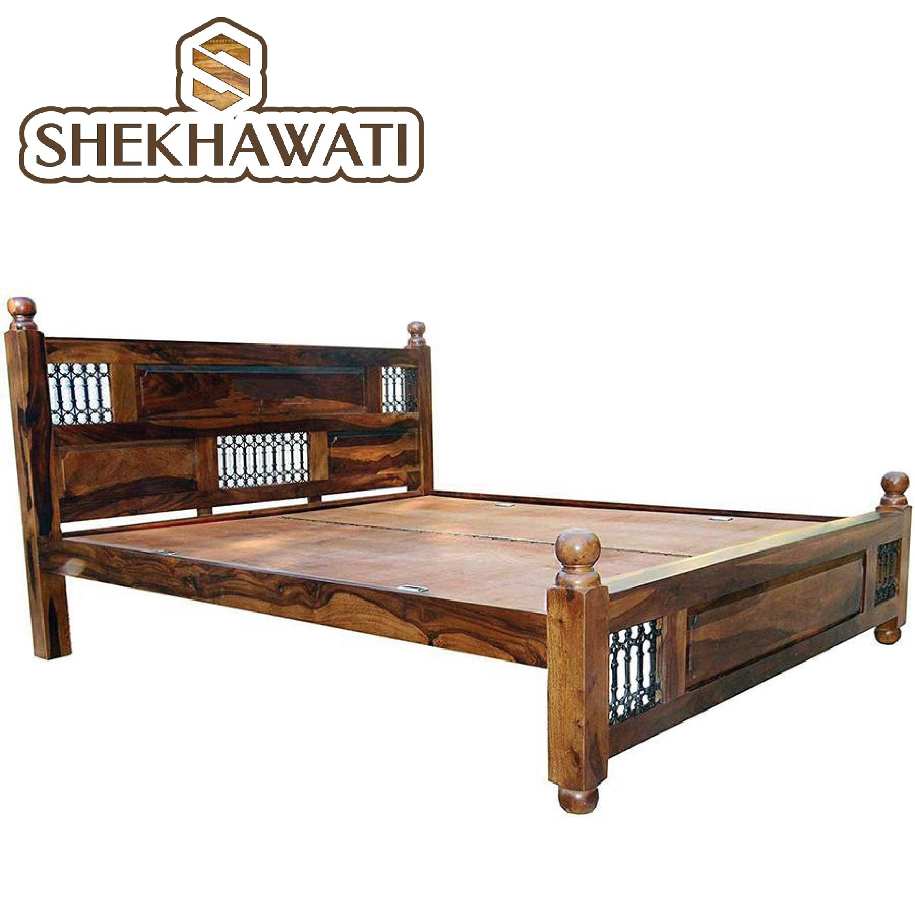 Grill King Size WIthout Storage bed