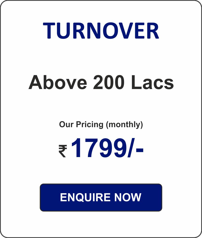 GST Filling Upro  Above 200L