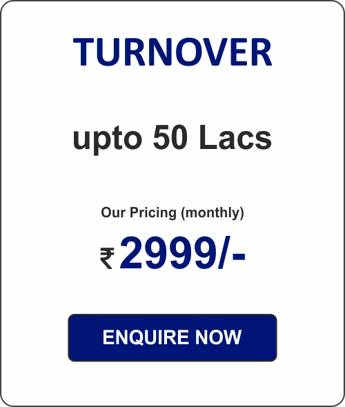 ACCOUNTING PACKAGE - 1  (for Pvt Ltd Co. & LLPs) upto 50L