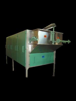 Drier-Cooler system