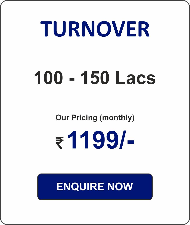 GST Filling Upro 100 - 150L